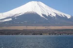 武汉到日本旅游线路价格 日本超值6日游