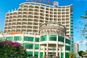 三亚旅游自由行︱三亚酒店预定︱三亚仙居府酒店
