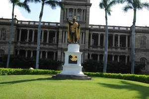 夏威夷旅游推荐时间|郑州到夏威夷双岛 8日半自助【无小费】