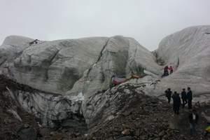 阿尼玛沁雪山转山6日游-全程汽车