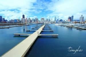 去青岛哪里看帆船 青岛奥帆基地 五四广场一日游天天发