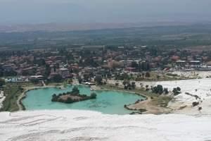 济南到土耳其旅游【土耳其10日游】番红花城+洞穴酒店+游船