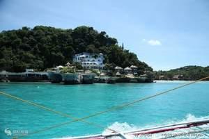 长沙直飞菲律宾长滩岛5/6天 星期五沙滩 风帆出海观落日出海