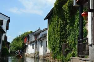 郑州到扬州、华东五市+乌镇、周庄、飞来峰纯玩双卧7日养生游
