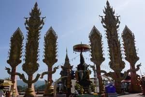 成都到老挝琅勃拉邦一地超值游5天4晚/6天5晚游/老挝在哪里