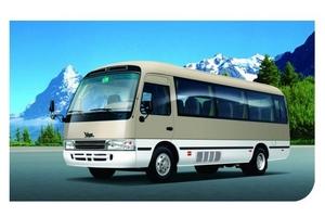 租北京客车 北京旅游客车多少钱一天 丰田考斯特