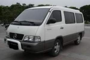 北京租车服务、北京市区包车要多少钱 奔驰面包