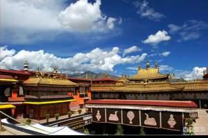 西藏布达拉宫、大昭寺、鲁朗林海、雅鲁藏布大峡谷等双卧11日游