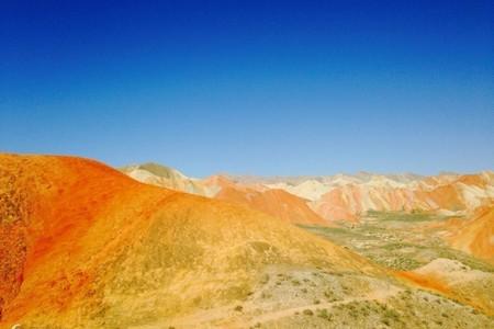 精致小包团��观日落七彩丹霞国家地质公园一日游