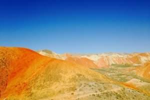 精致小包团—观日落七彩丹霞国家地质公园一日游