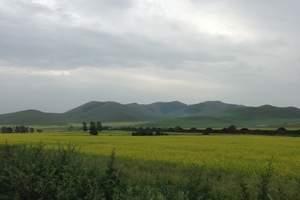 石家庄到贡格尔草原、玉龙沙湖、私家牧场双卧四日游寻根玉龙故乡