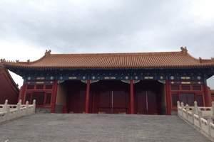 杭州直飞北京高铁纯玩五日游/杭州到北京旅游全程住四星酒店
