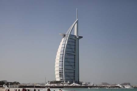 福州到迪拜 风行豪华六日游 特别升级一晚国五海边度假酒店