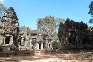 九江到柬埔寨旅游线路 探寻世界奇迹、欣赏高棉民族舞、 特色餐