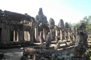 【细品柬爱】柬埔寨吴哥窟+金边6天 包头直飞 超值之旅