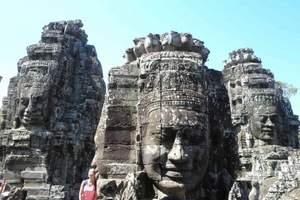 云南出境游:柬埔寨、金边、吴哥3飞6日精品游