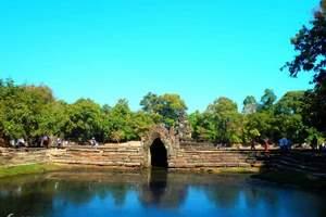济南出发柬埔寨包机旅游-吴哥丽景双飞六日游