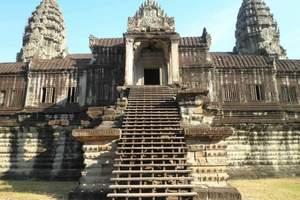 柬埔寨--吴哥窟探秘5日游(每周一发团)