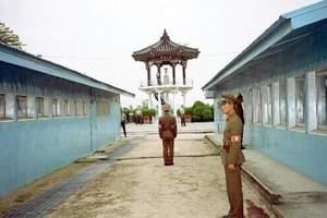 长沙到朝鲜旅游,平壤、开城、新义州、丹东专列八日游,特价游