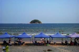 广州到深圳西冲沙滩、大鹏半岛两天游直通车、团购特价