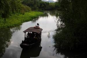 青岛到苏杭乌镇西塘大巴四日游|想去苏杭看风景