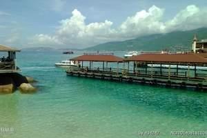 海南|海口、三亚、分界洲岛、槟榔谷5日游(买一送一/零自费)