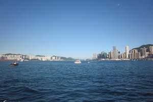 【纯玩】香港1日游(海洋公园)
