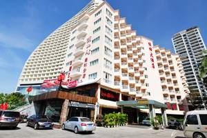 三亚湾酒店预定︱三亚经纬大酒店