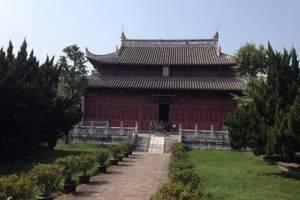 武汉到安徽桐城孔城老街、六尺巷、文庙、嬉子湖2日游(无购物)