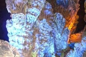 泰安出发到桂林、大漓江、阳朔、银子岩、古东瀑布双卧六日多少钱
