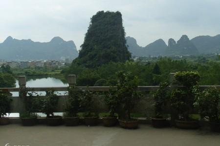 泰安去桂林独秀峰·靖江王城 |大漓江、訾洲高颜值双飞五日游