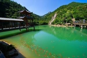 青岛周边二日游_青岛到台儿庄微山湖二日游