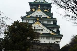 日本暑期三乐园7日 东京+大阪两点进出 京都+富士山 科技馆