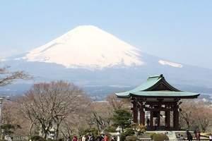 合肥到日本双飞五日游