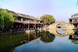南宁到华东五市、黄山、千岛湖龙川湾、乌镇双飞八日游