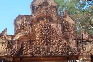 重庆去柬埔寨旅游|魅力吴哥窟经典5日游|山东航空直飞柬埔寨