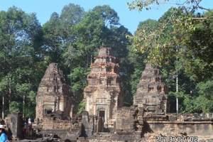 海口直飞柬埔寨6天观光游,海口到柬埔寨金边、吴哥窟旅游团报价