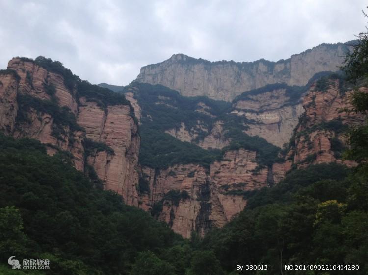 查理二郎嶂石岩