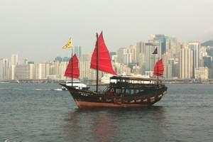 (高铁往返)香港三日纯玩【海洋公园】|南宁到香港旅游新报价