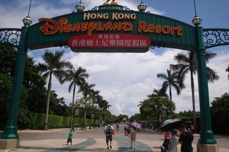 桂林飞深圳 桂林双飞港澳(海洋公园+迪士尼乐园)6日游