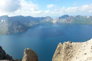 长沙到长春、长白山、镜泊湖、吊水楼瀑布、哈尔滨6日游