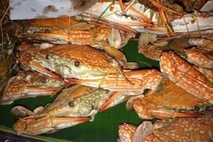 九月份大连到红海滩旅游多少钱_盘锦红海滩、海鲜自助纯玩二日游