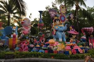 厦门旅行社_360遇美滋美味_11月厦门到泰国曼谷6天0自费