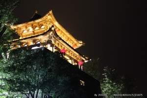 济南出发台儿庄古城大战纪念馆半自由行深度二日游
