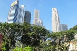 十一青岛出发新加坡环球影城、水上乐园、动物园+一天自由行6日