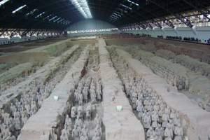 郑州到黄帝陵、壶口、延安、兵马俑、华清宫、大明宫双卧六日游