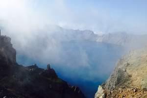 安图 延吉出发长白山一日游、长白山一日游