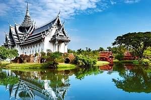 深圳去泰国金品质海洋之梦六天美食团_泰国高品质线路