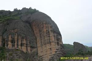 九江出发到石牛寨汽车体验二日游  石牛寨旅游