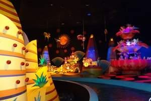 西安到港澳(海洋馆+迪士尼)超值四星直飞纯玩5日游